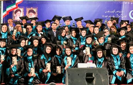 جشن دانش آموختگی سال ۹۳